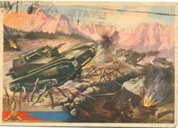 2° Reggimento Fanteria Carrista - Guerra 1939-45