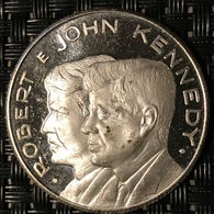 ROBERT E JOHN KENNEDY - Elongated Coins