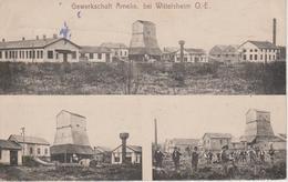 68 - WITTENHEIM - 3  VUES - MINE AMELIE - Wittenheim
