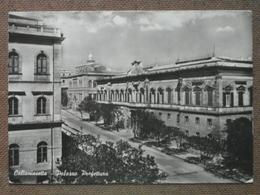 CALTANISSETTA -PALAZZO PREFETTURA   -1955  ---BELLISSIMA  - - Italia