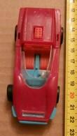 BULGARIA-RACE CAR/VOITURE,PLASTIC - Figurines