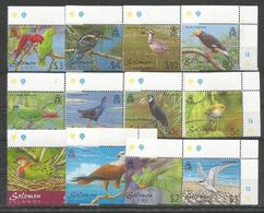SOLOMON ISLANDS - MNH - Animals - Birds - Pájaros