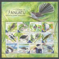 VANUATU - MNH - Animals - Birds - 2012 - Birds