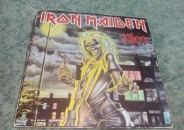 "IRON MAIDEN ""Killers"" - Hard Rock & Metal"