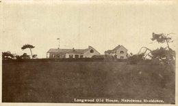 ST HELENA  RPPC   South Atlantic Postcard St Helena Longwood Old House Napoleon's Residenc - Saint Helena Island