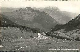 10579242 Brisenhaus Stanserhorn Pilatus X 1943 Kerns - OW Obwalden