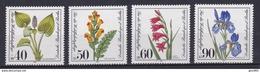 Berlino 1981 UN Serie N. 611-614 MNH Postfrisch Cat. € 5,75 - Ungebraucht