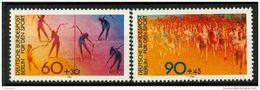 Berlino 1981 UN Serie N. 606-607 MNH Postfrisch Cat. € 2,60 - Ungebraucht