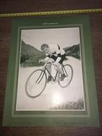 1903 RARE PORTRAIT MARCEL CADOLLE CYCLISTE - Collections