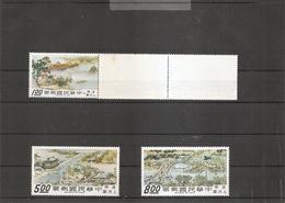 Taiwan-Formose ( 611/617 XXX -MNH) - Ungebraucht