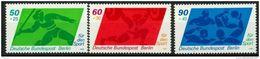 Berlino 1980 UN Serie N. 582-584 MNH Postfrisch Cat. € 3,75 - Ungebraucht