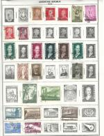 55960 ) Collection Argentina Postmark  Official - Argentine