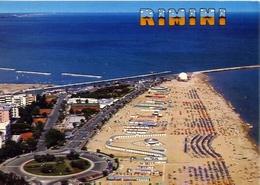 Rimini - Panorama Dall'aerea - 366 - Formato Grande Non Viaggiata – E 5 - Rimini