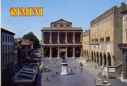 Rimini - Piazza Cacour - 9067 - Formato Grande Non Viaggiata – E 5 - Rimini