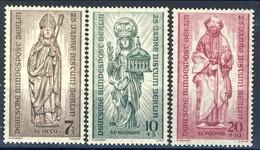 Berlino 1955 UN Serie N. 117-119 MNH Postfrisch Cat. € 5 - Ungebraucht