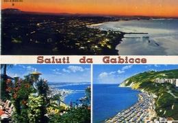Saluti Da Gabicce - 47 - Formato Grande Viaggiata - E 5 - Rimini