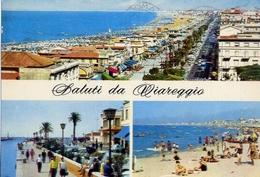 Saluti Da Viareggio - 42 - Formato Grande Viaggiata – E 5 - Viareggio
