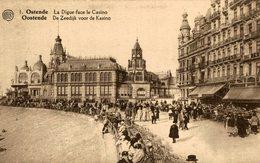 OOSTENDE OSTENDE 2 SCAN 1€ - Oostende