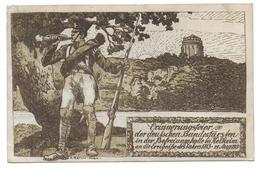Bayern Privatpostkarte Befreiungshalle Kelheim - Bavière