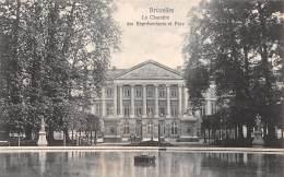 BRUXELLES - La Chambre Des Représentants Et Parc - Bossen, Parken, Tuinen