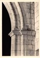 CPM - WEZEREN - Sint-Amanduskerk - Triomfboog.  XIIe Eeuw - Detail : Aanzet.  Koorzijde - Landen