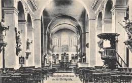 NIVELLES - Intérieur De La Collégiale - Nijvel