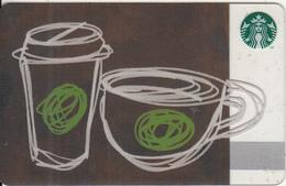 ARGENTINA - Coffee & Tea, Starbucks Card, CN : 6136, Unused - Gift Cards
