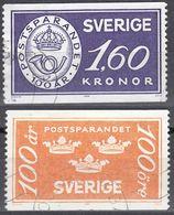 SVERIGE - SVEZIA - 1984 - Serie Completa Obliterata: Yvert 1249/1251; 3 Valori. - Gebraucht