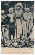 CPA - Afrique Equatoriale - Chasseurs De Tigres (Ukerewe) - Ed Soeurs Missionnaires ND D'Afrique - Tanzanie