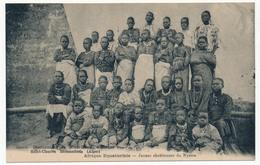 CPA - Afrique Equatoriale - Jeunes Chrétiennes De Nyassa - Ed Soeurs Missionnaires ND D'Afrique - Tanzania