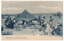 CPA - BOUTILIMIT (MAURITANIE) - Campement Près De Boutilimit - Mauritania