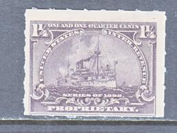 U.S. R B  25   ROULETTE  5 1/2  PROPRIETARY  *   BATTLESHIP - Revenues