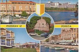 Porec - Mehrbild (5)  - (wz-dos-0566) - Croatia