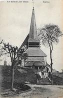 60)  LA  HERELLE  - Eglise - France
