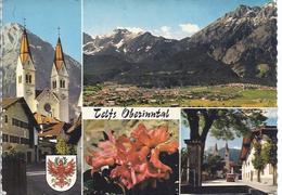 Telfs Bei Insbruck  - Tirol  - Mehrbild (4) -  (wz-dos-0583) - Innsbruck