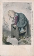 H115 - PUBLICITÉ - Chocolat VINAY - Un Animal Féroce - Publicité