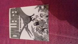 Affichette Publicitaire 12x17 Cm Doyle Le Monde Perdu  Lefrancq - Affiches & Offsets