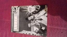 Affichette Publicitaire 12x17 Cm Arsene Lupin Le Bouchon De Cristal   Lefrancq - Affiches & Offsets