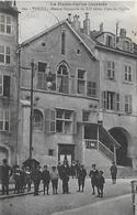 70)   VESOUL  -  Maison Espagnole Du XVe Siècle  - Place De L' Eglise - Vesoul