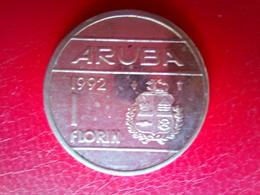 Aruba 1 Florin 1992 - Antillen (Niederländische)