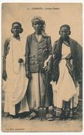 CPA - DJIBOUTI - Groupe Somali - Djibouti