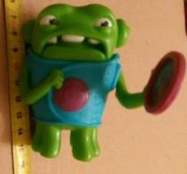 GREEN MONSTER - Figurines