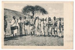 CPA - ETHIOPIE - Afars - Ethiopia