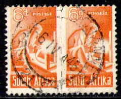 SOUTH AFRICA 1942 - From Set Used - Zuid-Afrika (...-1961)