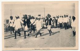 CPA - DJIBOUTI - Danse Arabe - Djibouti