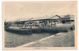 CPA - DJIBOUTI - Douane - Djibouti