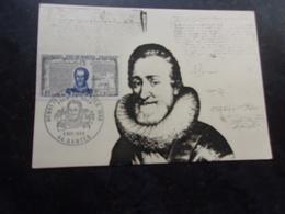 FRANCE (1969) HENRI IV  édit De Nantes - Maximum Cards