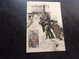 FRANCE (1969) BAYARD Chevalier Sans Peur Et Sans Reproche - Maximum Cards
