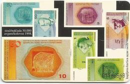 Bosnia Chip Card 1998.banknotes - Bosnia