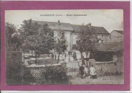 25.- DAMBELIN .- Ecole Communale - Andere Gemeenten